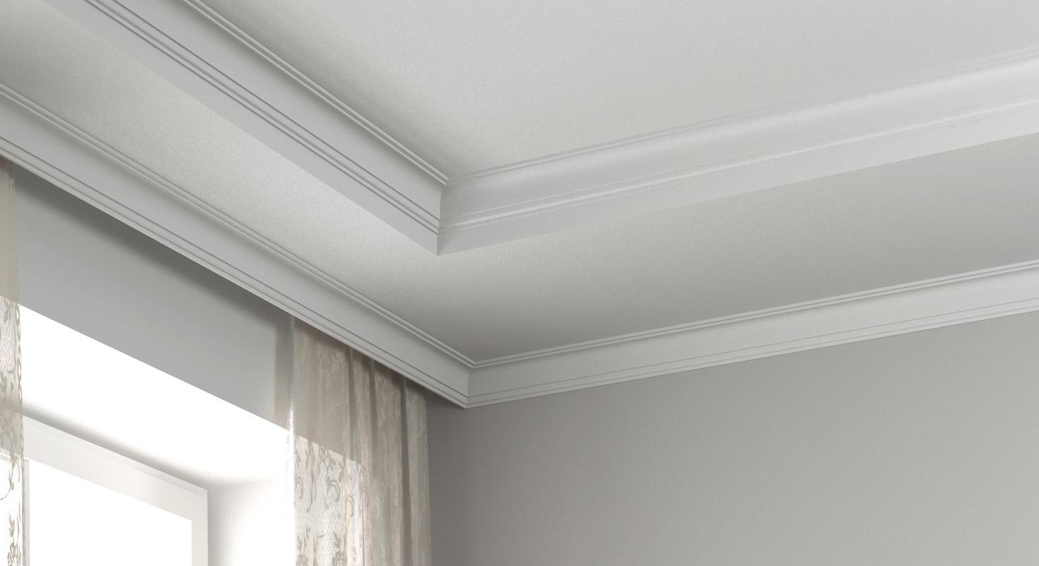 потолочный короб для карниза фото моделей кондитерских витрин