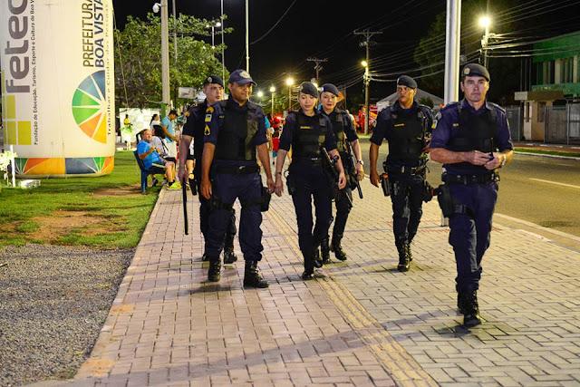 Guarda Civil Municipal completa 27 anos de atividades em Boa Vista (RR)