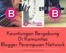 keuntungan bergabung di komunitas blogger