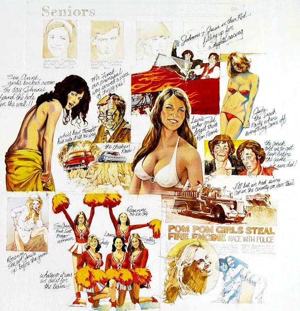 Moonshine girls 1974 - 1 part 2