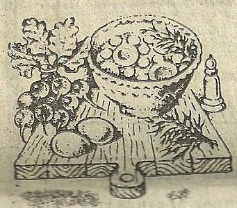 Состав продуктов для приготовления салата из шпината и щавеля