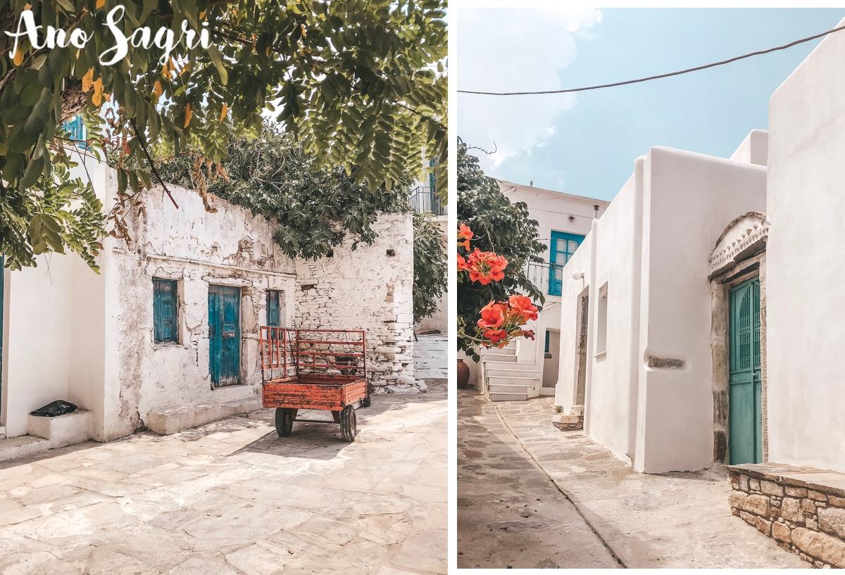 Naxos Travel Diary Reise Tipps Schönste Orte Schönste Strände der Insel Ano Sagri Dorf