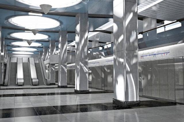 Ко дню города в Москве поедет первый участок Третьего пересадочного контура метро