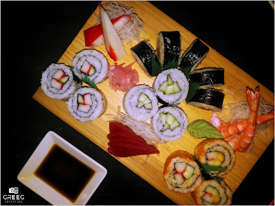 Sushi Roll Set A