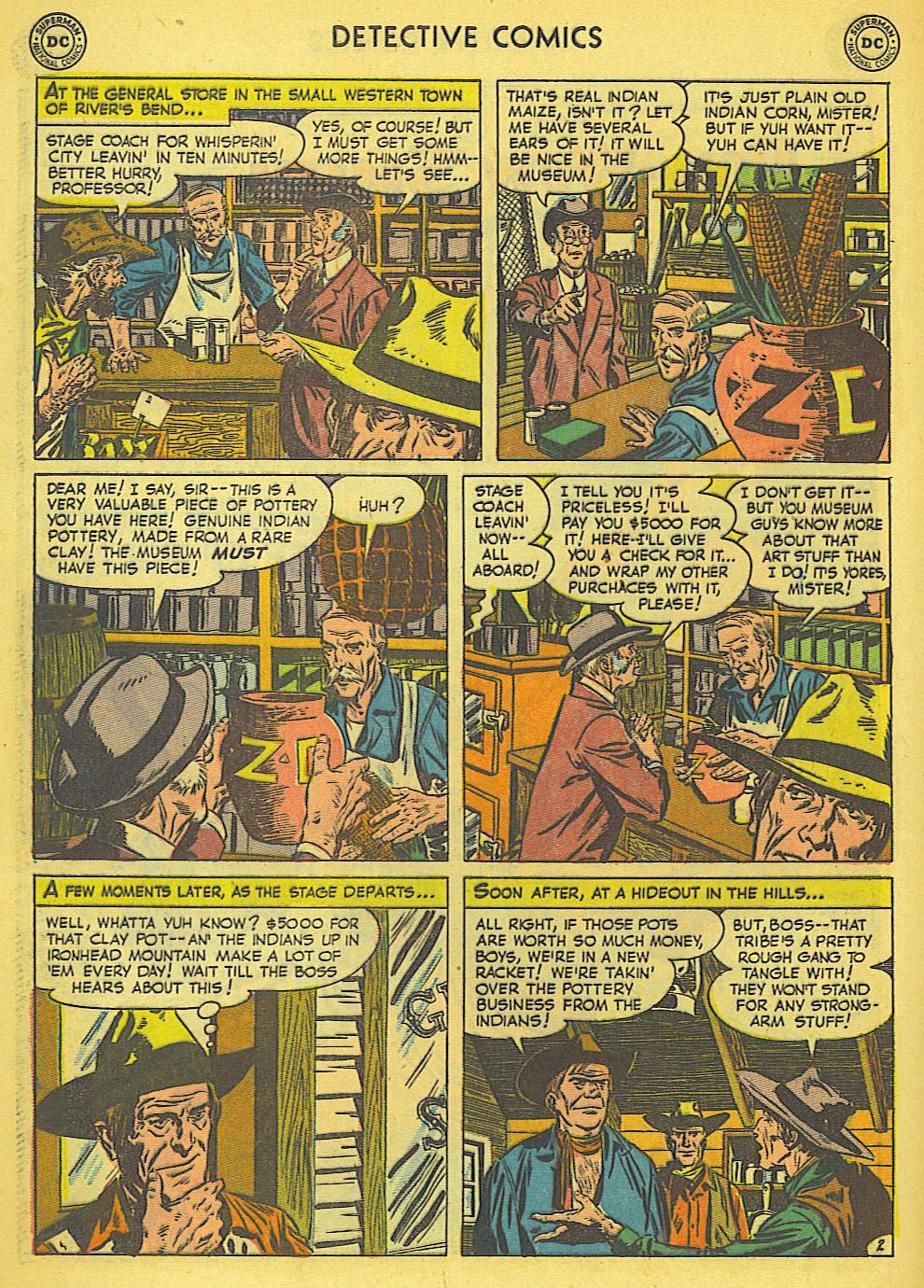 Read online Detective Comics (1937) comic -  Issue #173 - 41