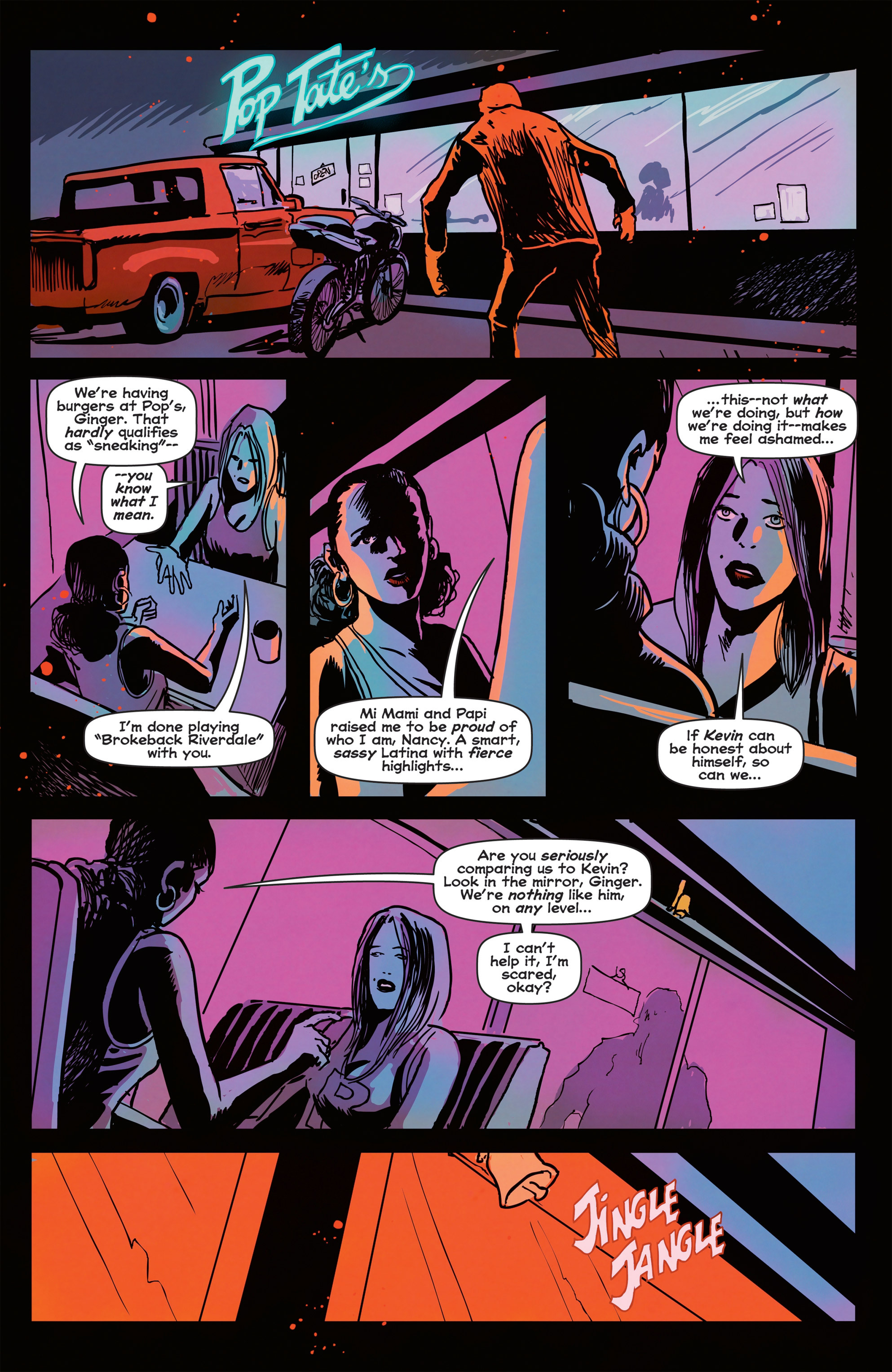 Read online Afterlife with Archie comic -  Issue #2 - 12