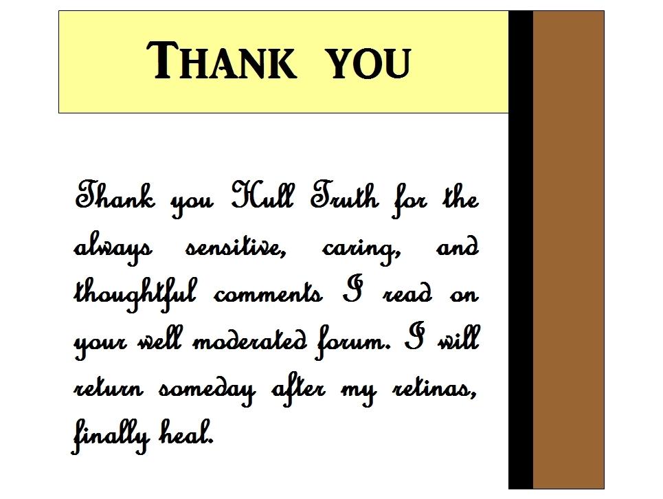 writing a thank you speech