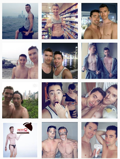 Couple Gay Instagram