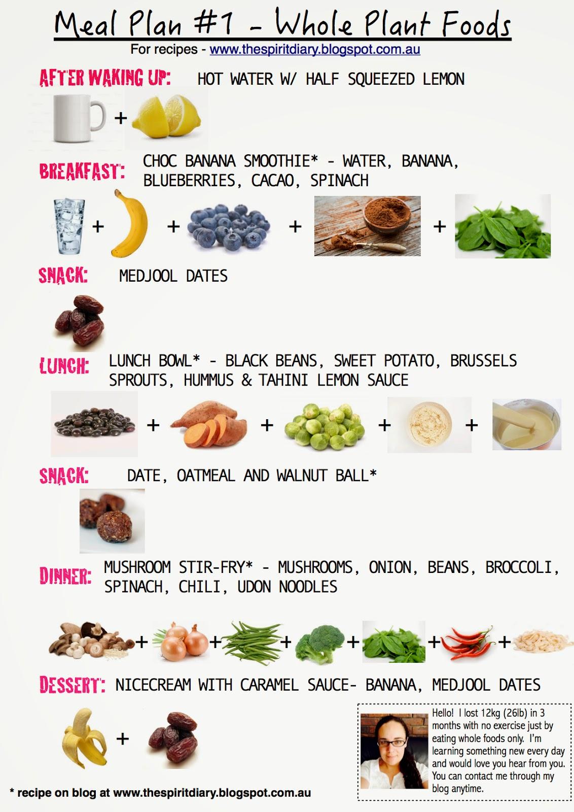The One Ingredient Diet
