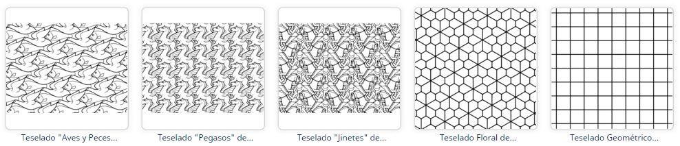 MaTe+TICas y ArTe: Escher: La magia de los mosaicos.