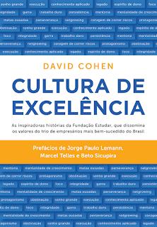 Cultura de excelência, David Cohen