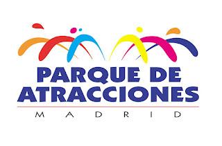 Parque de atracciones de Madrid logo