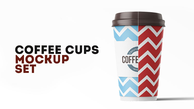 18 Best Free Coffee Cup Mockup Templates