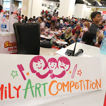 Faber Castell Gelar Family Art Competition di Medan