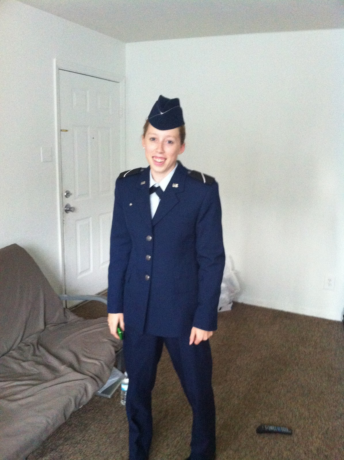 Afrotc Uniform Guide 68
