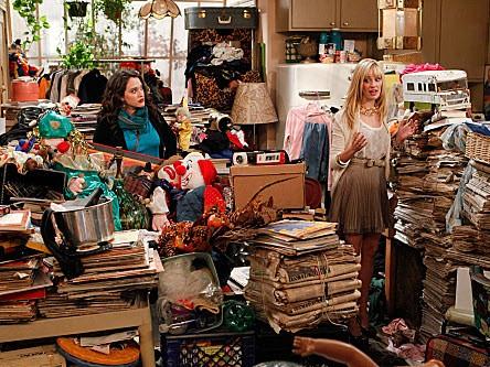 2 Broke Girls - Season 1 Episode 08: And Hoarder Culture