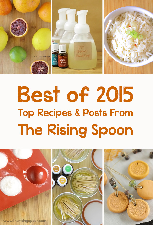 Best of 2015: Top Posts From The Rising Spoon