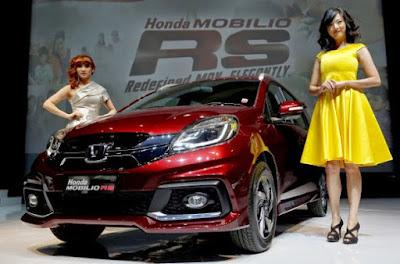 Honda New Mobilio Facelift Bandrol Lebih Mahal