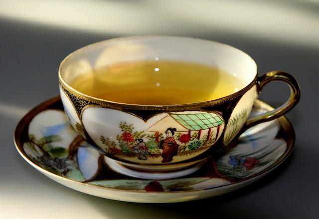 Tea recipe, how to make ginger tea