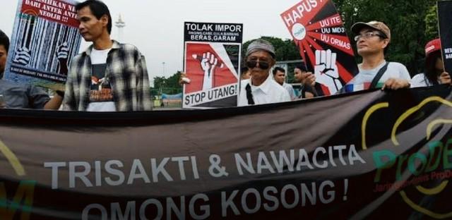Menyesal Dukung Jokowi, Prodem: Kita Tobat Nasuha