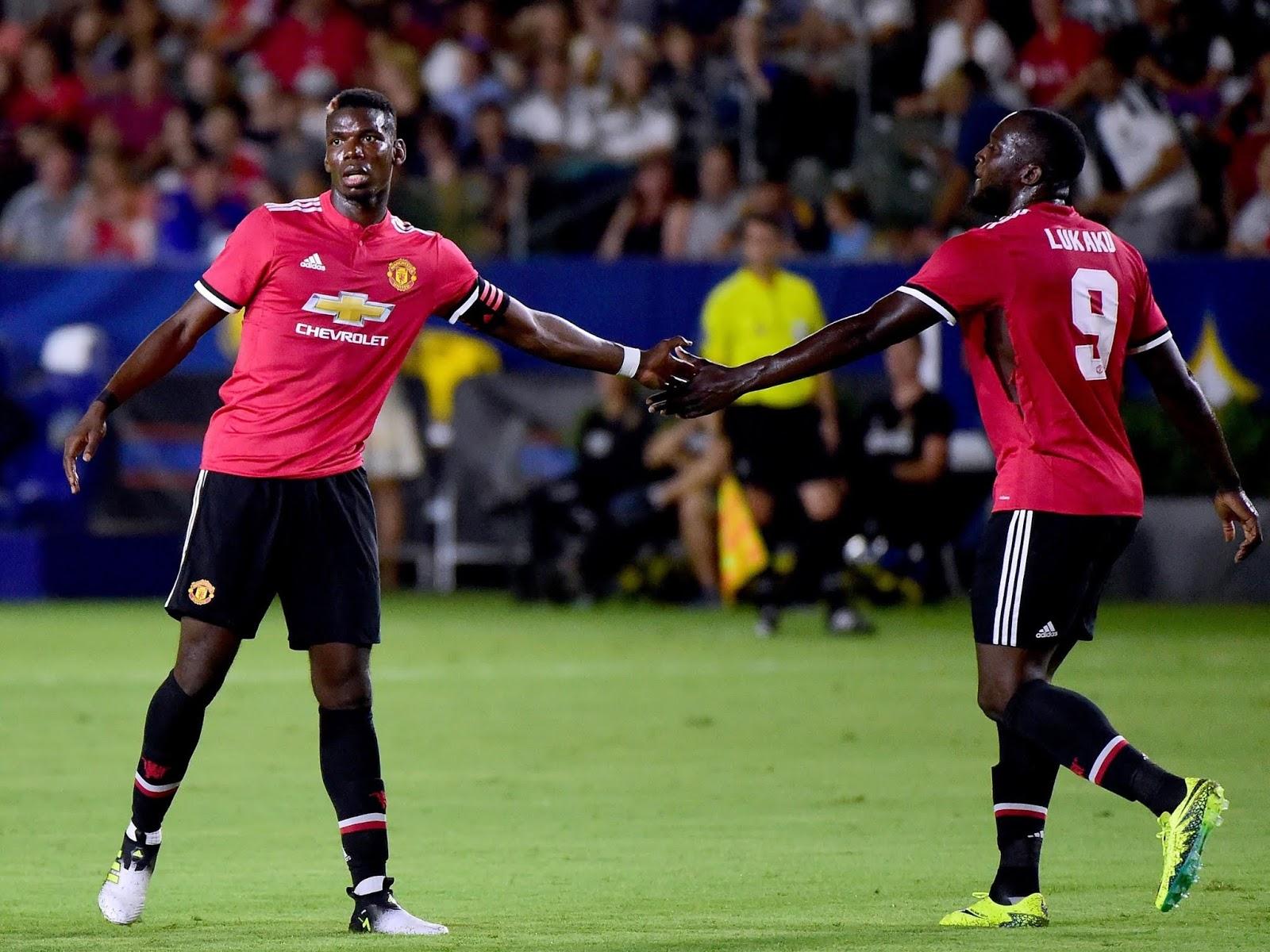 Paul Pogba Dan Romelu Lukaku Tinggalkan Manchester United