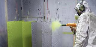 proses-penyemprotan-cat-bubuk-powder-coating