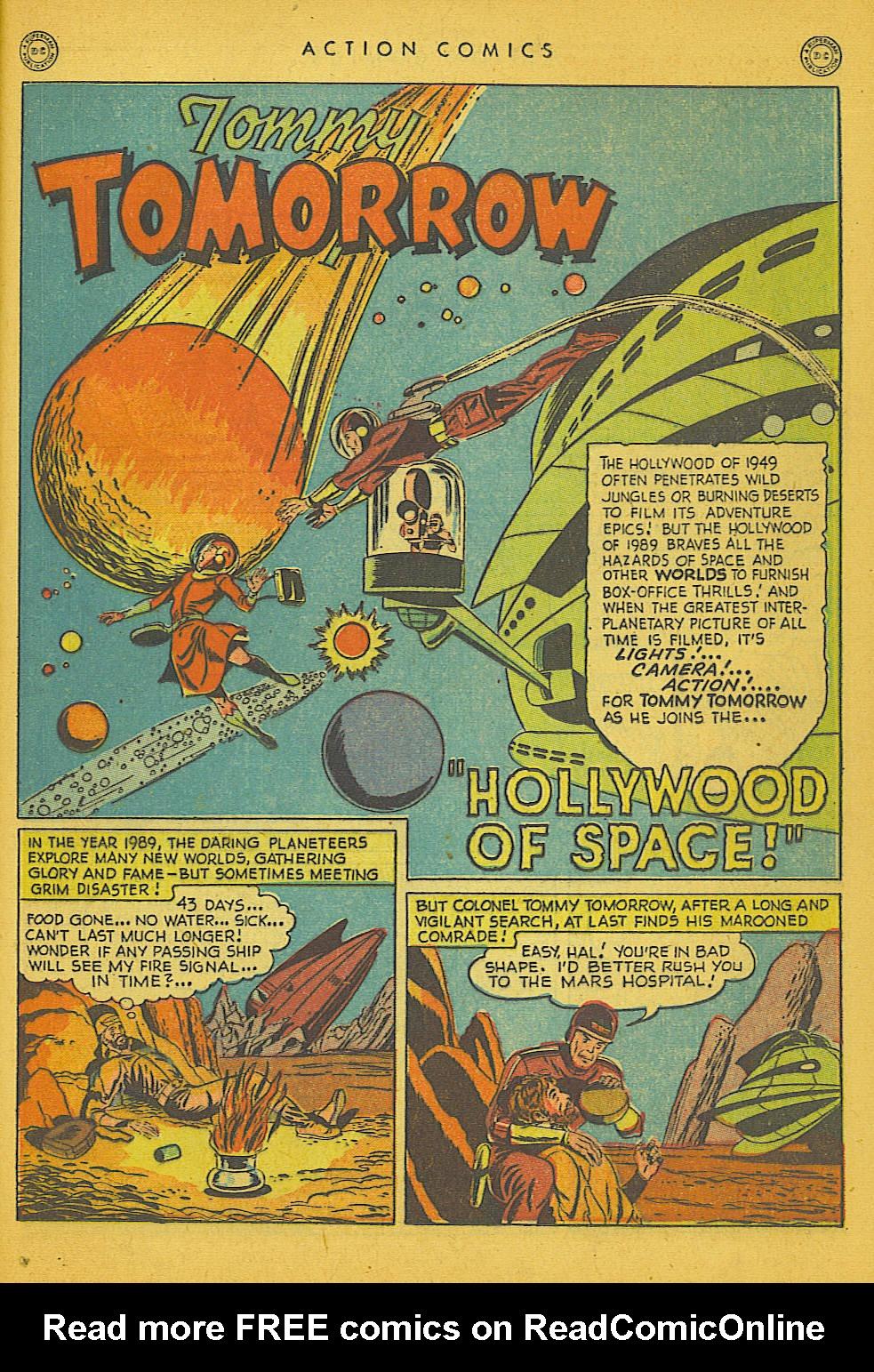 Action Comics (1938) 133 Page 13