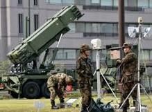 Japan Deploys Missile Interceptor