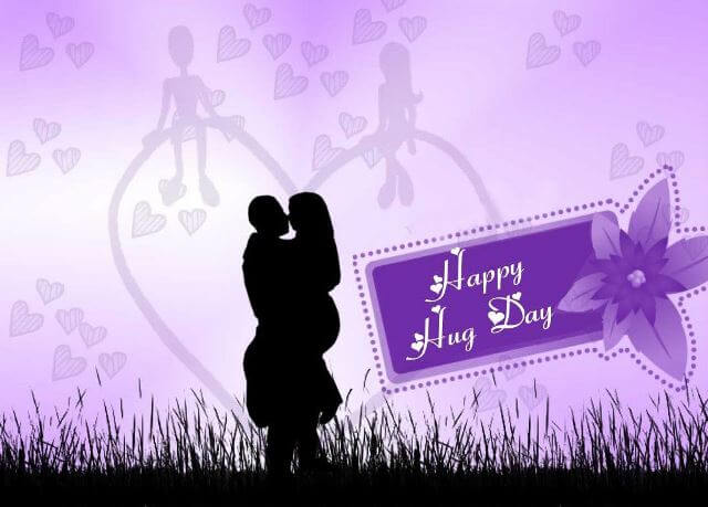 Happy Hug Day HD Wallpapers for Girlfriend