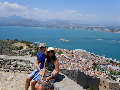 Nafplio, Peloponeso, Grecia