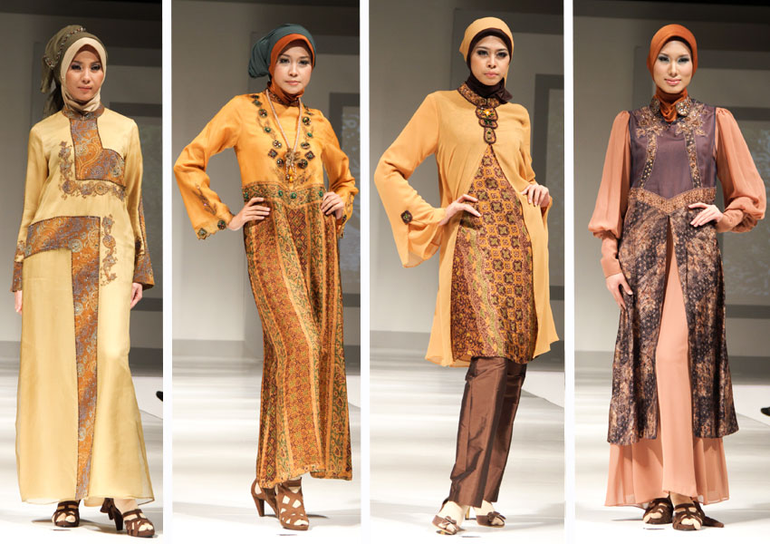 3 Tips Memilih Model Busana Muslim Remix
