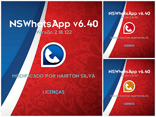 NS WhatsApp v6 40 3D Edition Latest Version Download Now