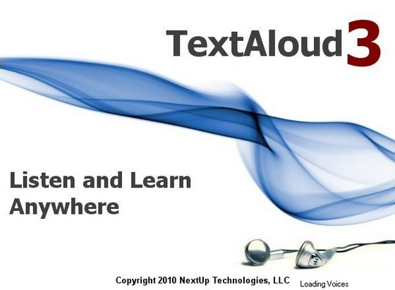 [GIVEAWAY] TextAloud 3 [The World's Most Popular Text to Speech Tool]