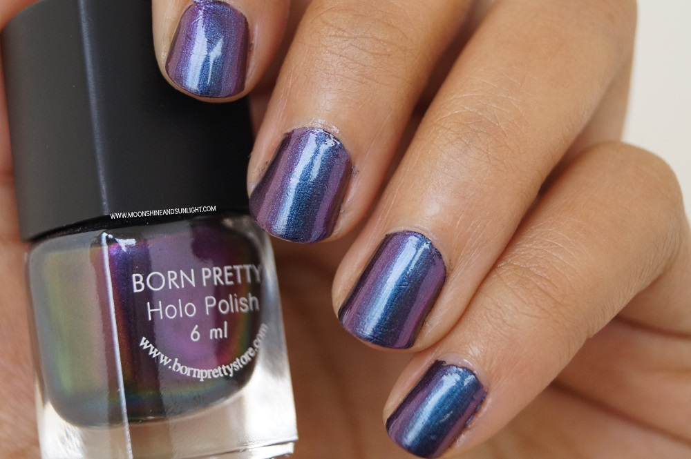 BornPretty Chameleon Nail Polish in #217 Review & Swatch