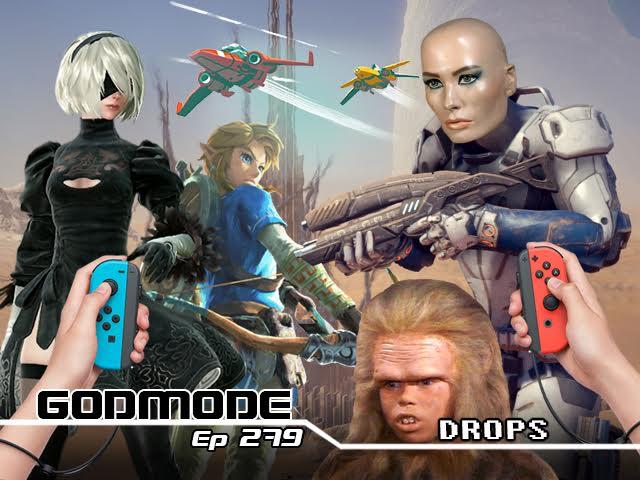 GODMODE 279 - DROPS