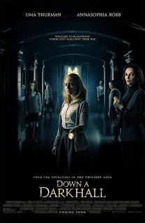 Down a Dark Hall - Poster & Trailer