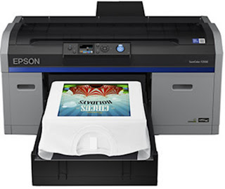 The structural department of the affair Seiko Group Epson SureColor SC-F2150 Drivers, Review And Price