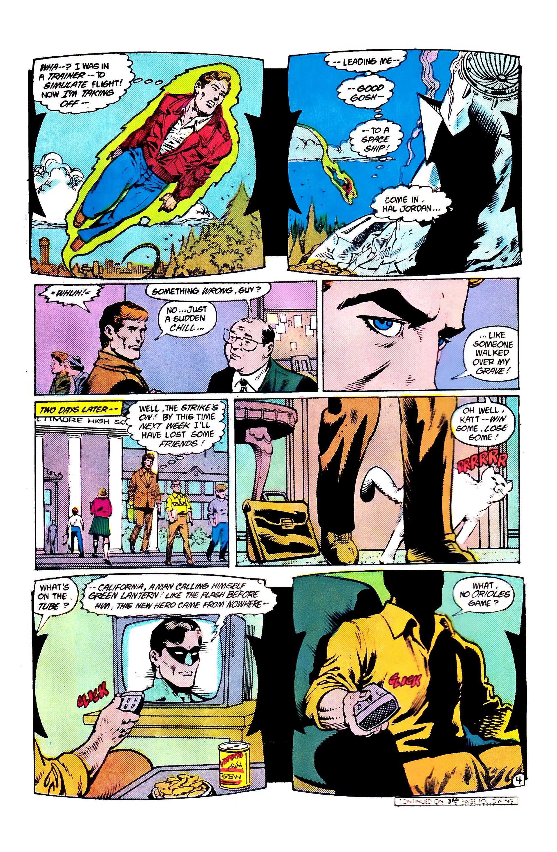 Read online Secret Origins (1986) comic -  Issue #7 - 6