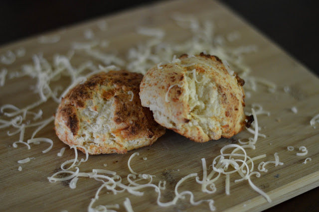 cheesy biscuits recipe