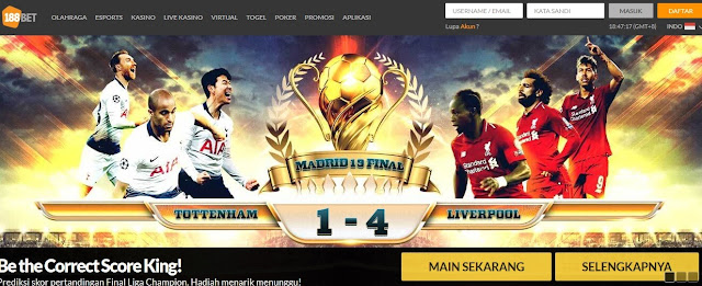 Tottenham Hotspurs VS Liverpool FInal Liga Champions