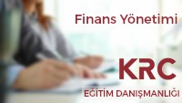 Finans Yönetimi Eğitimi / KRC Eğitim Danışmanlığı Hizmetleri