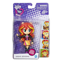 MLP Sunset Shimmer Pep Rally Equestria Girls Mini Single