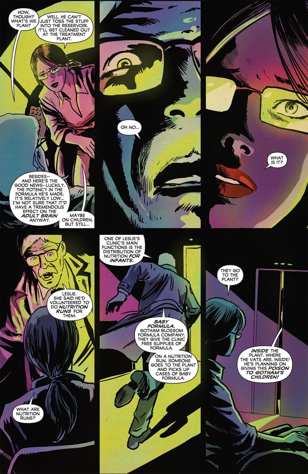 Detective Comics (1937) 879 Page 15