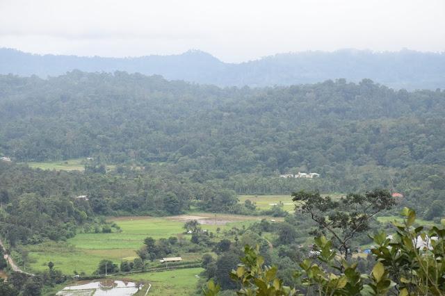 Madikeri in Karnataka, on the way to Bekal
