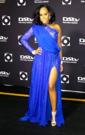%name Photos: Nigerian stars at Channel O Awards