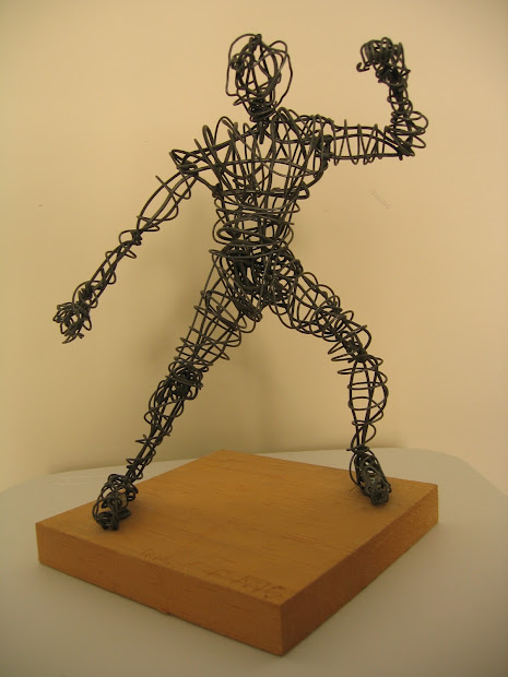 Foundation Figure Sculpture September 2012