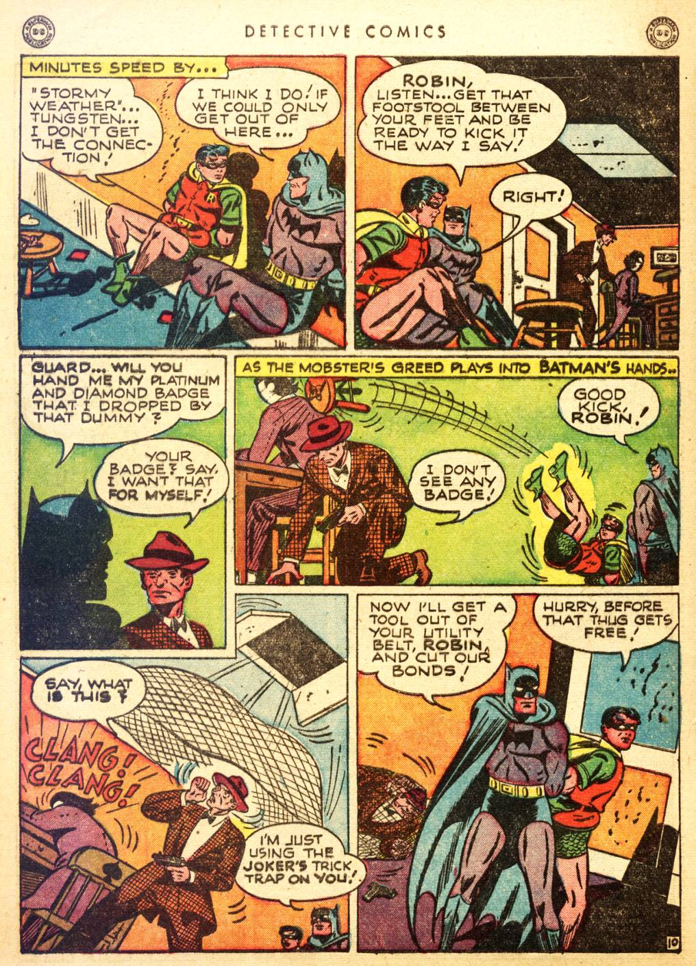 Detective Comics (1937) 124 Page 11