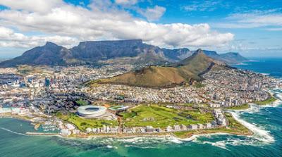honeymoon destinations - south-africa