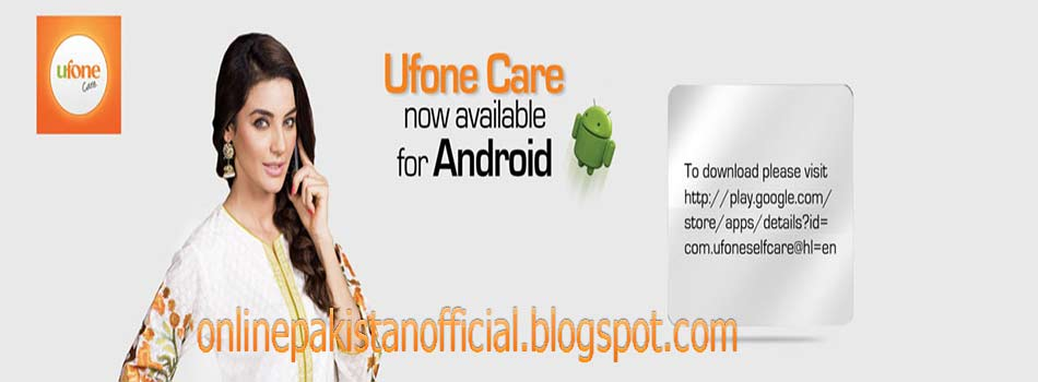 Ufone Internet Settings for Andriod Latest Updates