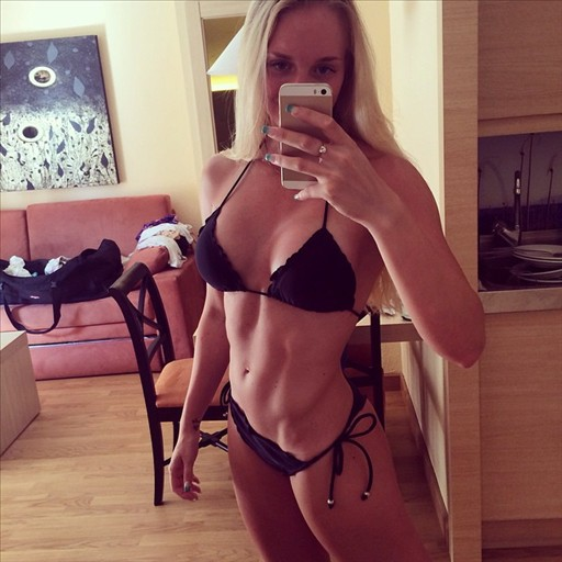 IFBB Bikini Fitness Athlete Josefine Achen